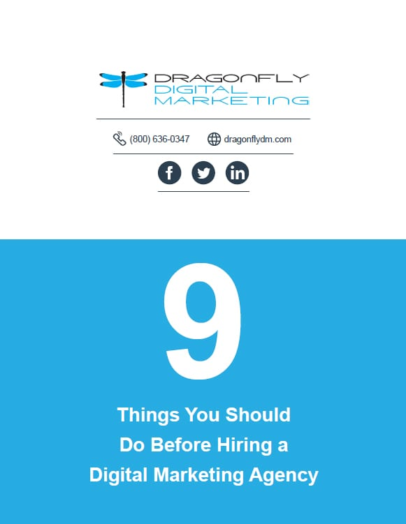 9 Things You Should Do Before Hiring a Digital Marketing Agency